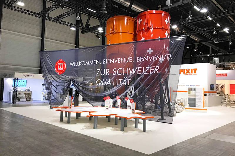 Fastool Exhibitions Messe Luzern